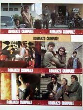 ROMANZO CRIMINALE - Mouglalis - Placido - 6 FRENCH LC