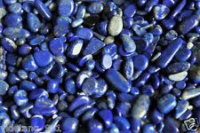 100% NATURAL BLUE LAPIS LAZULI CRYSTAL Lots Rough/Specimen NICE 50g AS4