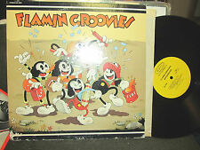 FLAMIN' GROOVIES Supersnazz '69 1st LP orig SIGNED by Roy A. Loney rare 1A/1A!