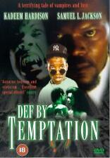 Def By Temptation (DVD 2001) Samuel L Jackson ^dispatch within 24 hour Bill Nunn