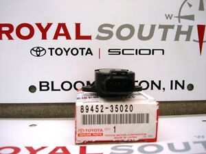 Toyota Throttle Position Sensor TPS Genuine OE OEM