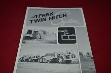 Terex Scraper Pan Twin Hitch Dealer's Brochure DCPA6 ver3