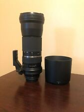 Used Tamron AF 150-600mm f/5-6.3 SP Di VC USD Lens for Canon #233