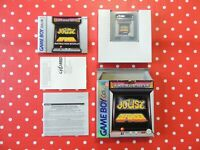 Midway Arcade Hits Joust + Defender Nintendo Gameboy Color OVP Anleitung CIB