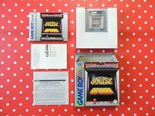 Midway Arcade Hits Joust + Defender Nintendo Couleur Gameboy Emballage Manuel