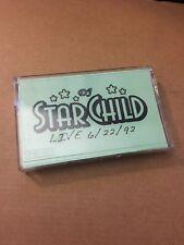DJ STARCHILD Live 6-22-92 RARE NYC 90s Hip Hop Cassette Mixtape Tape