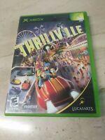 Thrillville Microsoft XBOX LucasArts