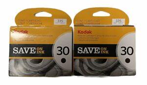 Genuine OEM Kodak 30B Black Ink - New SHIPS TODAY