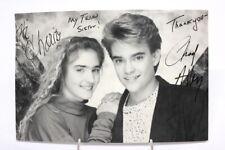 Original Autogramm Autograph CHAD ALLEN My Twin Sister