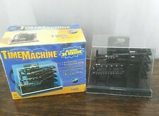 Time Machine Rolling Marble Ball Kinetic Display Clock - Complete in Box VTG