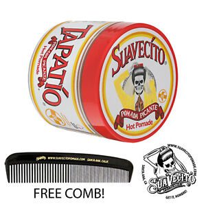 Suavecito X Tapatio Original Hold Pomade 4 oz. Can