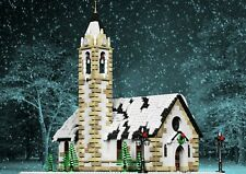 LEGO Winter Village Church MOC instructions 10216 10222 10229 10235 10245 10249