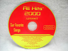 **ALL HITS MAXX PACK KARAOKE CDG DISC AH2007-BRAND NEW ORIGINAL DISC*