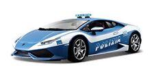 Bburago Mac 2 Lamborghini Huracan Polizia 11041