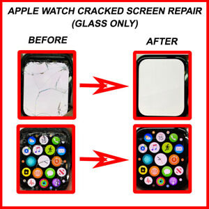 Apple Watch Series 4 - Screen Repair Service - (Glass Only) OEM GLASS