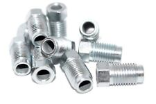 """7/16"""" Brake Pipe Nuts Qty 10 Pack Male UNF 20 TPI Nut for 1/4"""" Copper BPN31"""