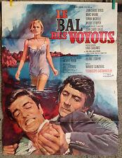 Cinema-affiche originale- LE BAL DES VOYOUS-60x80 Jean-Claude Dague
