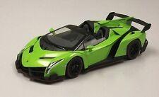 Kyosho 1:18 Lamborghini Veneno Roadster, green