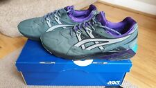 Asics Gel-Kayano Boblin Blue Trainers in EXCELLENT condition! Size UK 11/EUR 46