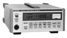 Anritsu ML9001A Optical Power Meter 0.38 to 1.8 µm