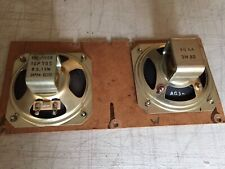 Akai M-8 Reel to Reel Recorder SPEAKERS ASSEMBLY.