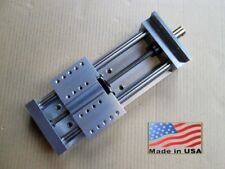 """Z Axis ++ 5"""" Fast-Travel ++ ANTI-BACKLASH ++ Linear Slide CNC Router Actuator"""