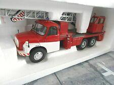 TATRA  T148 T 148 Feuerwehr Leiterwagen Krankwagen Truck Fire Schuco 03757 1:43