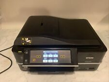 Epson Artisan 810 All-In-One CD/DVD Color Printer Fax Copy Scan WI-FI