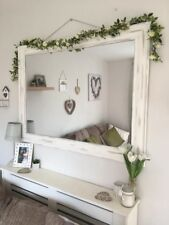 Large Wall Mirror - vintage / shabby chic