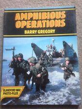 Amphibious Operations PB Barry Gregory (Blandford War Photo-Files)
