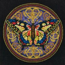 Dimensions Gold Collection Petites Counted Cross Stitch Kit Ornate Butterfly 6X6