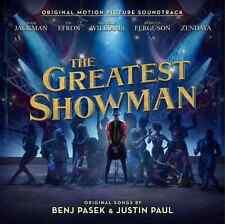 The Greatest Showman [Original Motion Picture Soundtrack] by Original Soundtrack (CD, Dec-2017, Atlantic (Label))