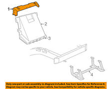 Chevrolet GM OEM 97-04 Corvette Radiator Core Support-Upper 10405439