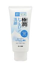 Rohto Hadalabo Gokujyun Hyaluronic Cleansing Foam Face Wash 100g Japan NEW