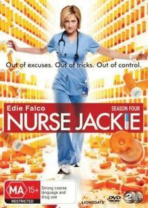 Nurse Jackie: Season 4 = NEW DVD R4