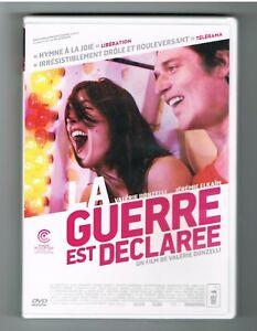 LA GUERRE EST DÉCLARÉE - VALÉRIE DONZELLI - 2010 - DVD COMME NEUF