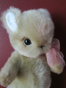 OOAK Handmade Teddy Bear Bunny Rabbit