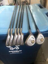 lynx tigress golf clubs