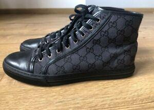 Gucci Sneakers Men GG Guccissima Supreme High Top Fasion Shoes 426188 us 9