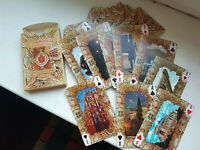 """Souvenir Playing Cards. """"With Love from Odessa"""" Ukraine (36 pieces)"""