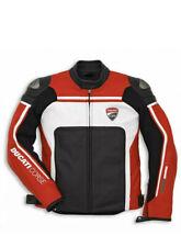 Ducati corse racing Motorcycle Leather Jacket Sports Motorbike Leather Jackets