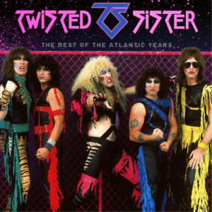TWISTED SISTER-BEST OF THE ATLANTIC YEARS (US IMPORT) CD NEW