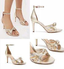 Silver Wedge Heels for Women for sale   eBay