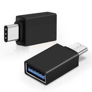 Adapter USB C auf USB A 3.0 OTG USB-Stick für MacBook Samsung Xiaomi Sony Buchse