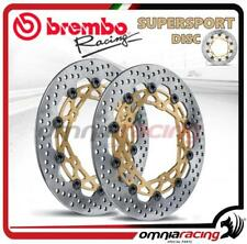2 Disques frein Brembo Supersport 300mm Yamaha YZF 600 Thundercat R 1996>2004