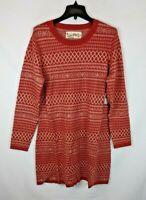 Aventura Fallon Sweater Dress, Orange Spice, Women's XL