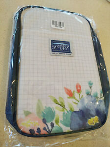 Stampin Up - Demonstrator Tool Case with Zippers, pockets - new, hard to find