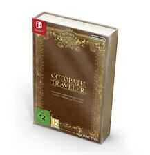 OCTOPATH TRAVELER - COMPENDIUM EDITION NINTENDO SWITCH VIDEOGIOCO ITALIANO PAL