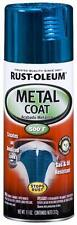 Rust-Oleum 251582 Automotive Metal Coat Spray Paint for Car and Bike - Blue