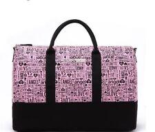 Victoria's Secret Pink Getaway Duffel Weekend Travel Bag Limited Edition NEW